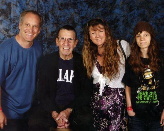 My Family with Leonard Nimoy