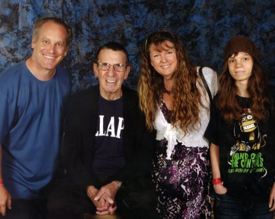 My Family with Leonard Nimoy