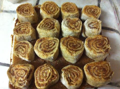 Cinnamon rolls 119